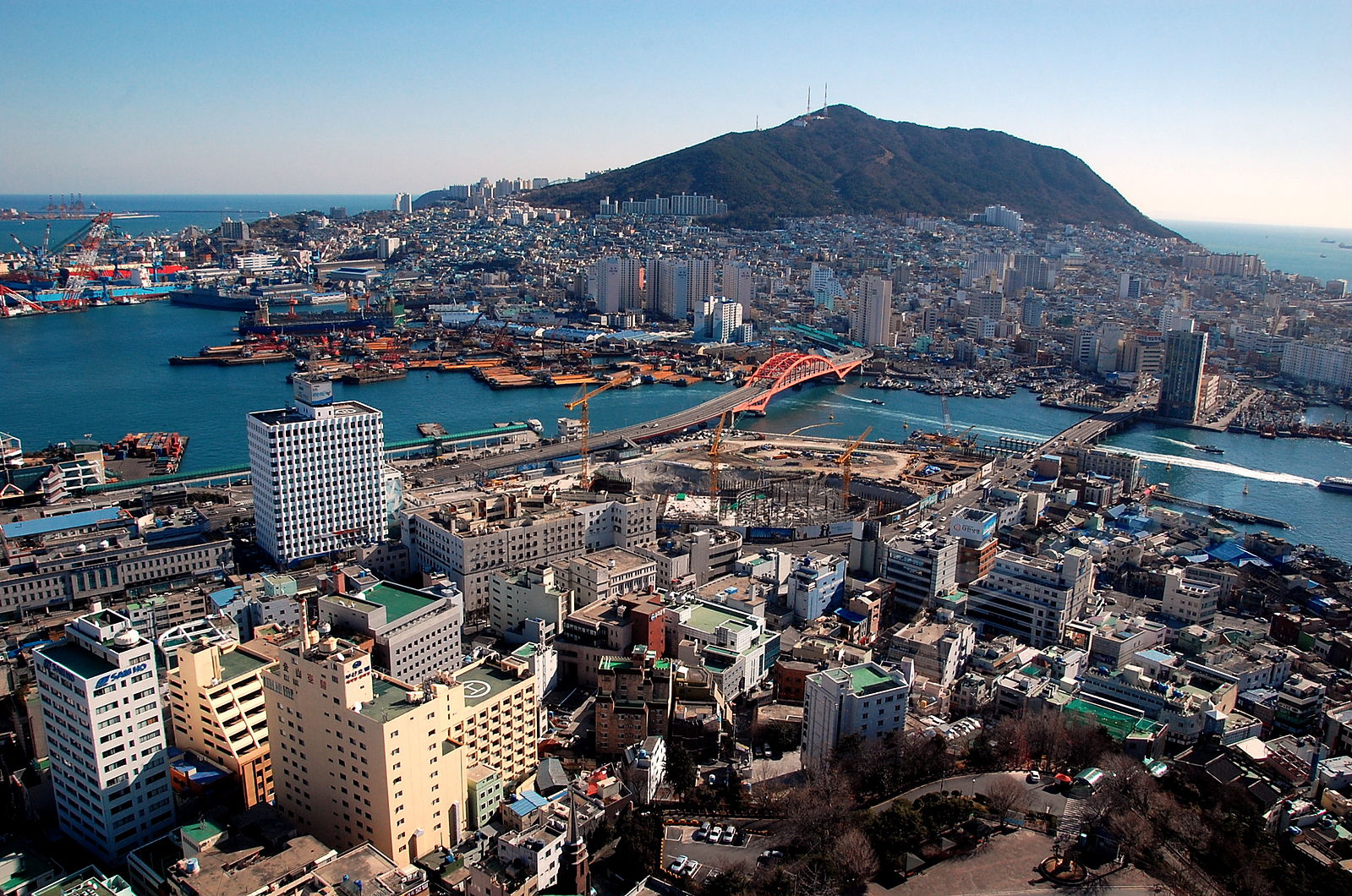 Busan – A beautiful place for a great experience